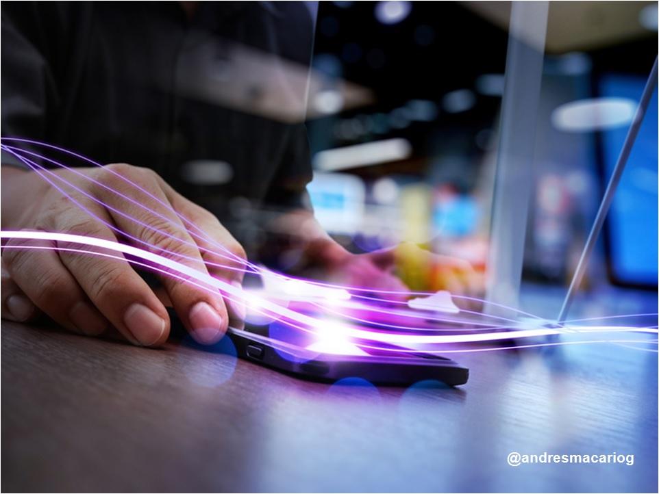 Transformacion Digital, oportunidad del sector Asegurador- Andres Macario