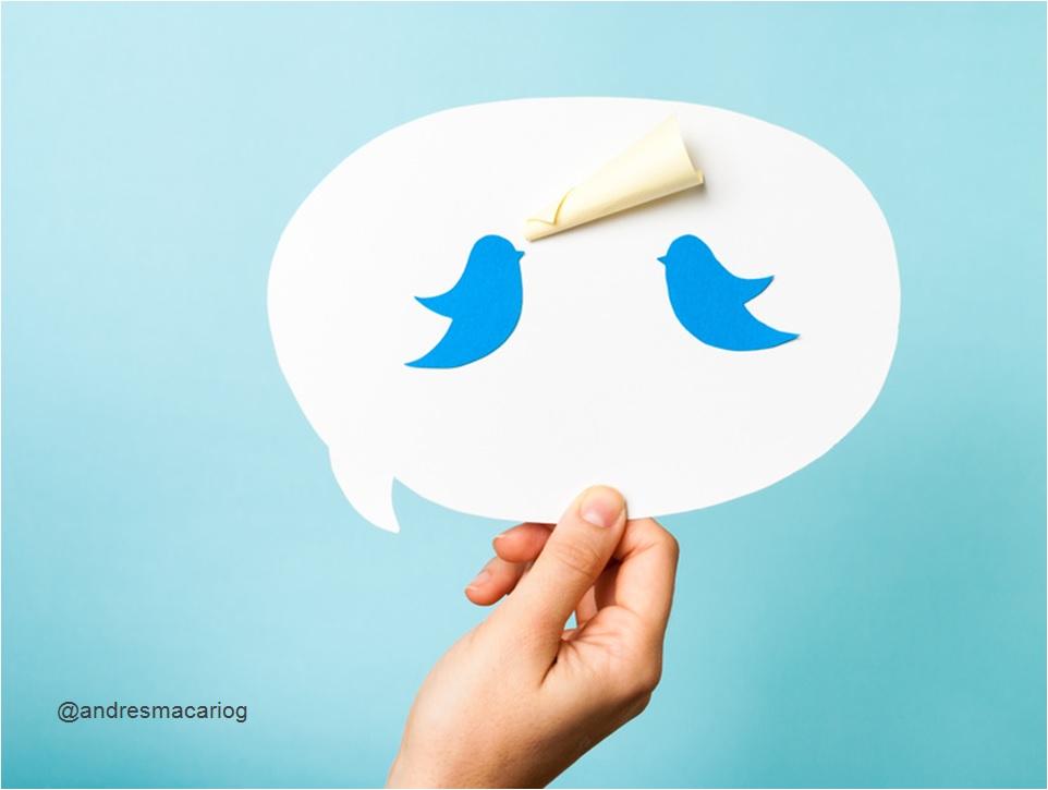 Tuit Como hacer crecer tu marca personal en Twitter- Andres Macario