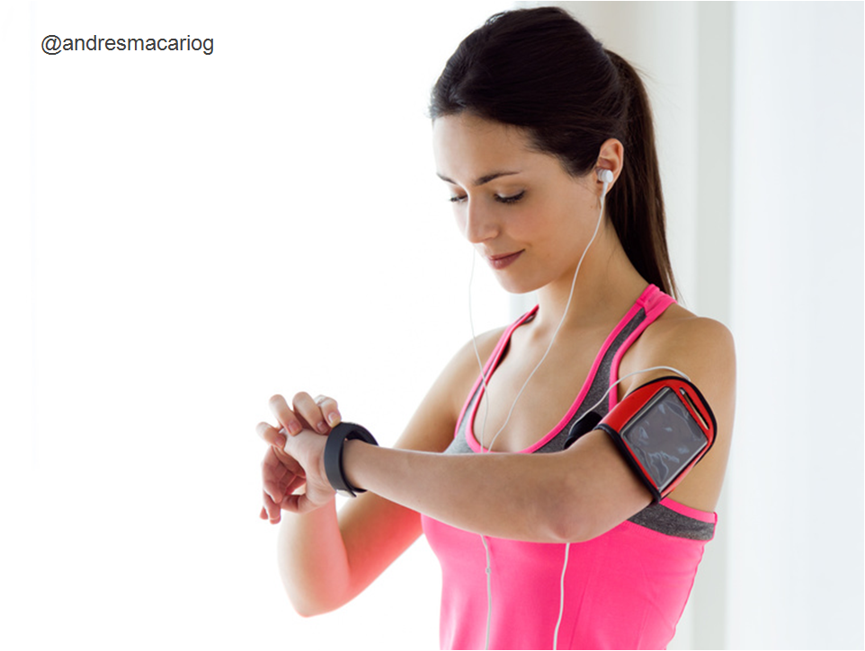 Sin wearables no vas a la moda
