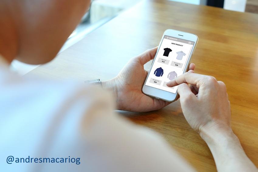 Venta asistida, herramienta de integración digital - Andrés Macario