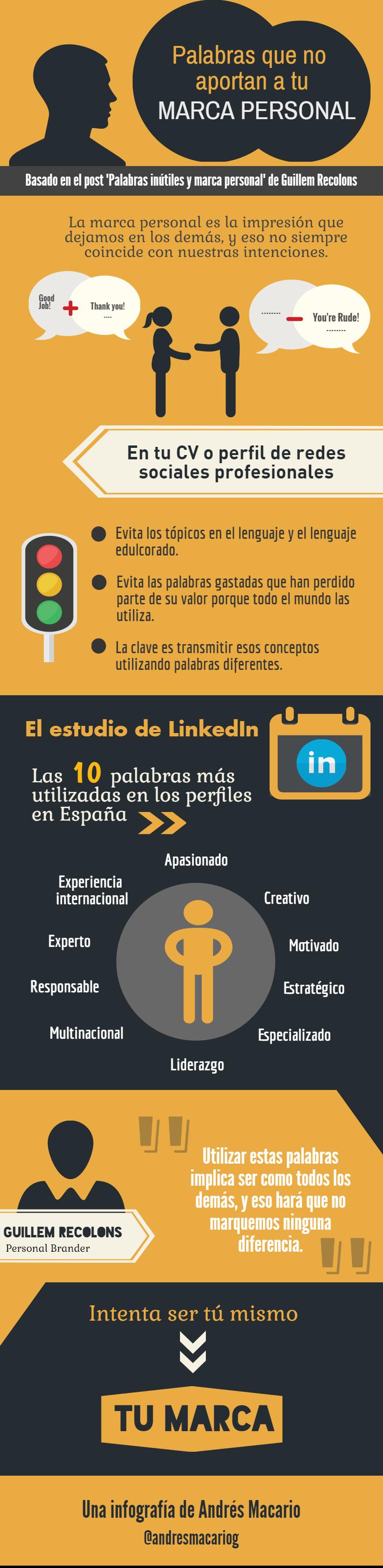 Palabras que no aportan a tu marca personal - Infografia Andres Macario.png