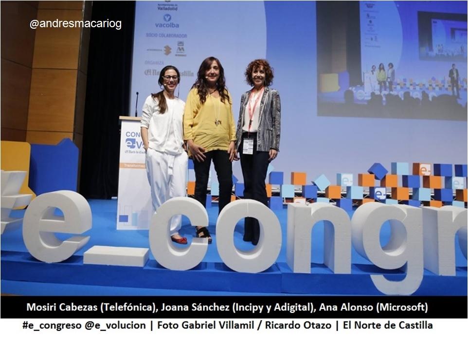 Congreso e-volucion patrocinado por Vacolba