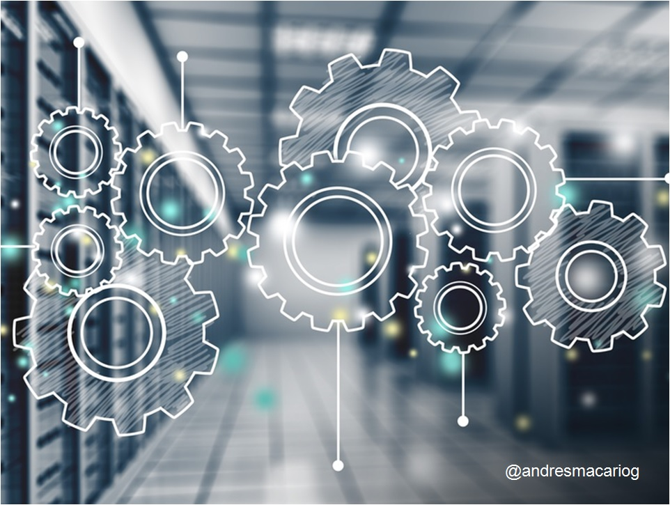 El rol del CIO en la Transformacion digital - Andres Macario