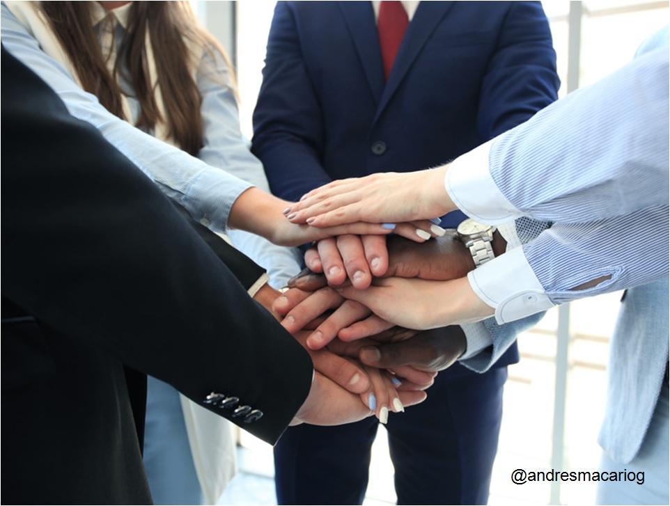 5 palancas para mejorar la confianza laboral - Andres Macario