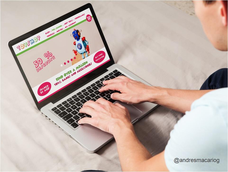 Barometro de la confianza online en España- Andres Macario