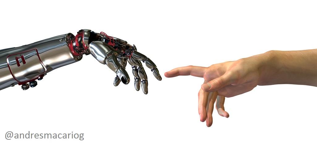 Personas y máquinas - Andrés Macario