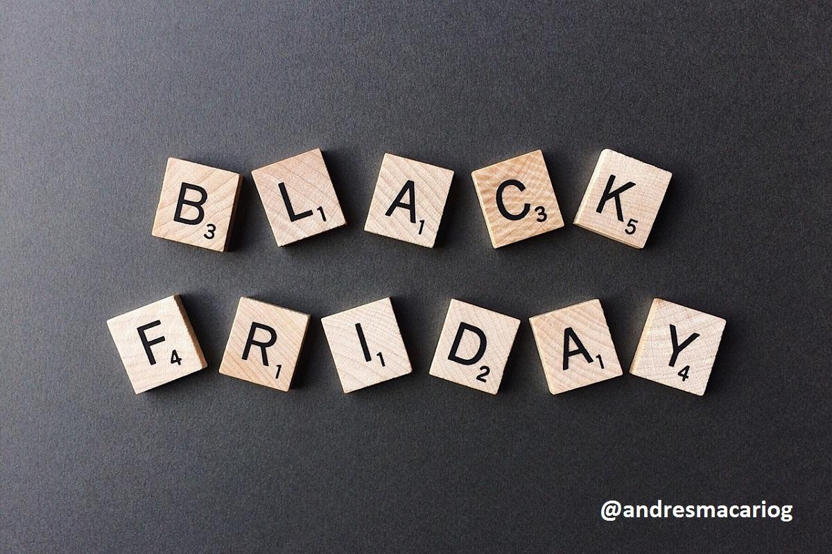 7b92f2d155 Black Friday en España  infografía - Andres Macario