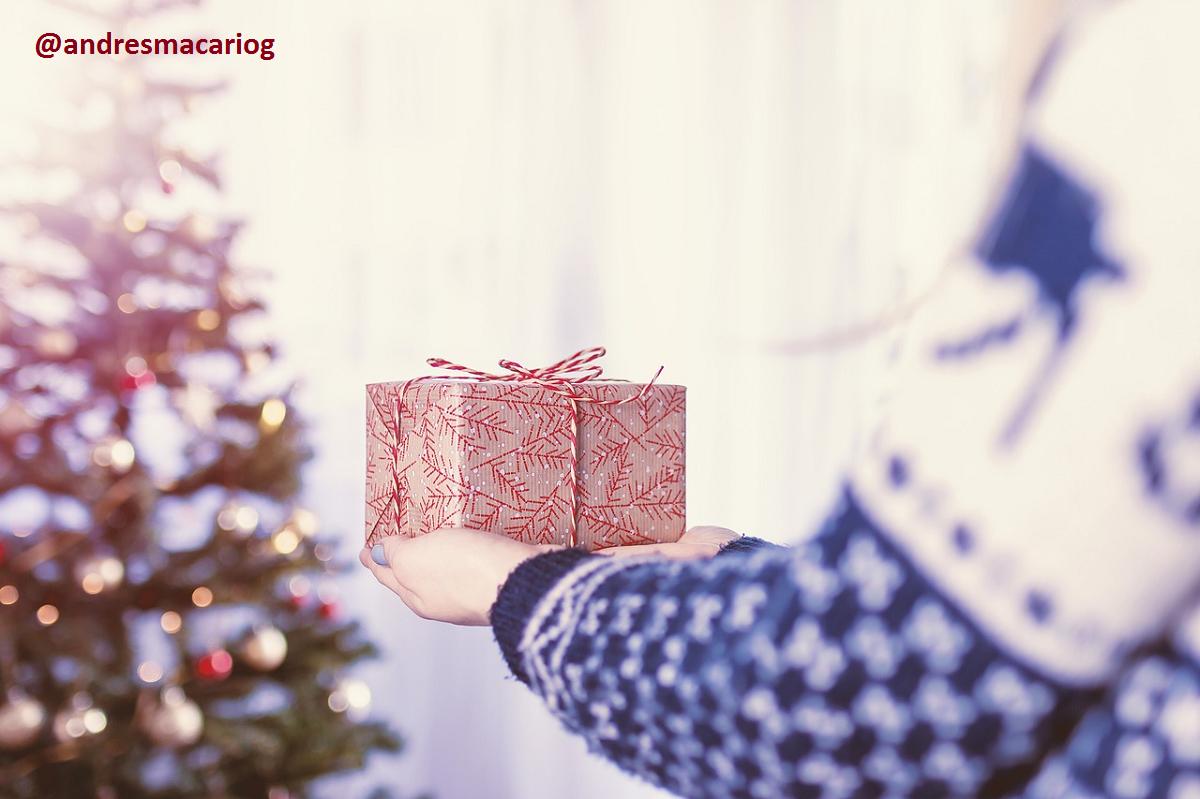 Tendencias de consumo navideño - Andrés Macario