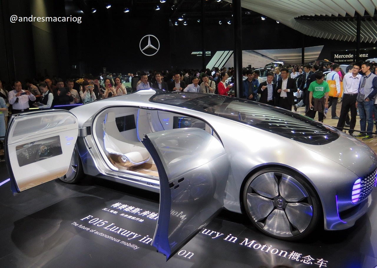 El futuro del automóvil - Andrés Macario